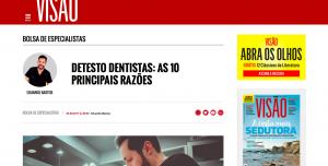 Detesto Dentistas: As 10 Razões Principais