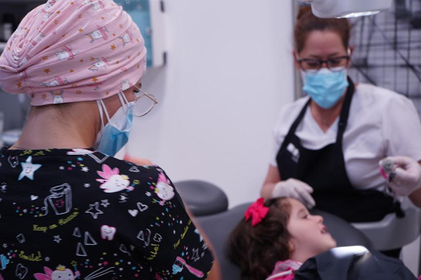 Consulta para colocar aparelho dentario em criancas: aparelho dentário infantil